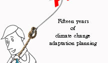 15 years of adaptation planning